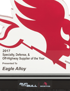 Meritor - Supplier of the Year